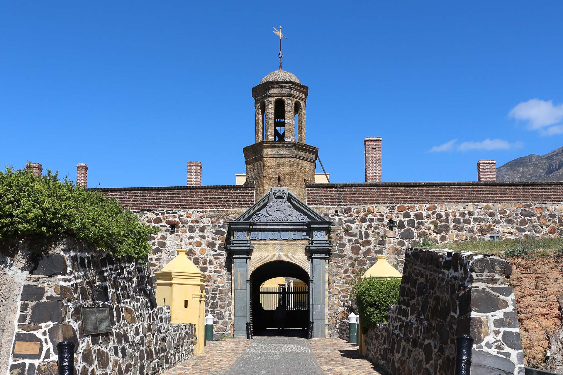 The Castle of Good Hope Cape Town