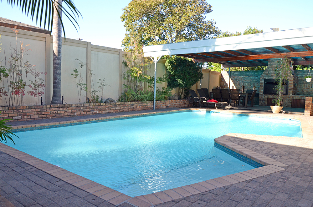 The Swimming Pool @ Old Oak Guest House