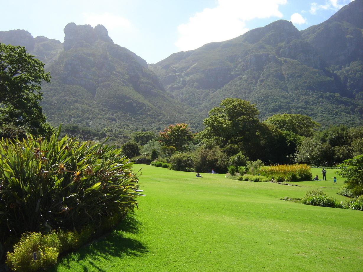 Kirstenbosch Botanical Gardens
