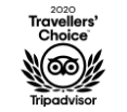 Tripadvisor Travellers Choice Accommodation Award